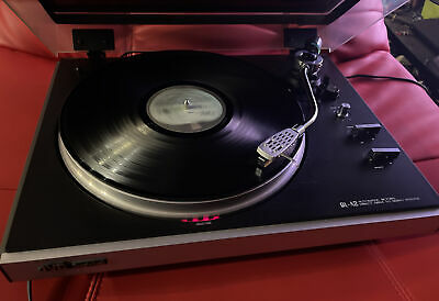 £182.32 • Buy Vintage 1978 JVC QL-A2 Direct Drive Turntable Record Player Serviced Tested
