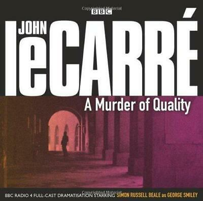 £3.82 • Buy A Murder Of Quality (BBC Audio), Audio Book, Good Condition, John Le Carre