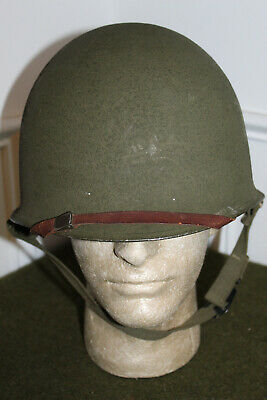 $795 • Buy Choice & Rare Original WW2 U.S. M1 Helmet And Liner, Excellent And Untouched !