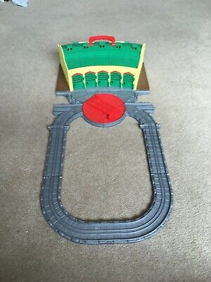 £12 • Buy Thomas & Friends Take N Play Tidmouth Sheds Train Tracks Toy