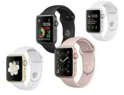 $139.99 • Buy Apple Watch Series 3 38mm 42mm GPS + WiFi + Cellular Smart Watch All Colors!