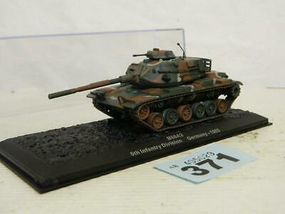 £10 • Buy Deagostini 1:72 Tank Collection M60A3 5th Infantry Division Germany #37
