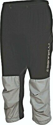 $99.99 • Buy Castelli Men's Tempesta Wet Weather Cycling Knickers Size Large Pre-Production