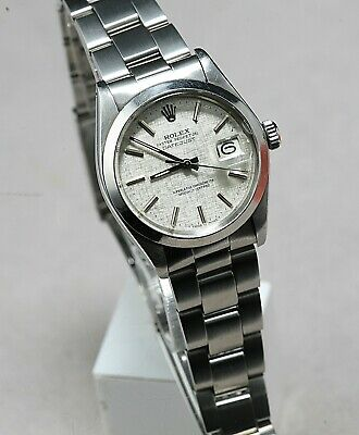 $ CDN5513.76 • Buy Vintage ROLEX OYSTERPERPETUAL DATEJUST Ref 1500 AUTOMATIC  Cal 1570  26 Jewels