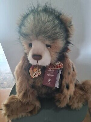 £100 • Buy Charlie Bears Evelyn 21  2020 Secret Collection