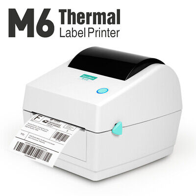 £98.99 • Buy M6 Thermal Label Printer Shipping Address Barcode High Speed Soonmark 4x6 Sticke