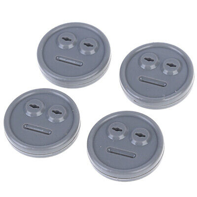 $ CDN6.82 • Buy 4 Pack Thermometer And Probe Grommet For Grills Compatible With Weber SmokeyS7H