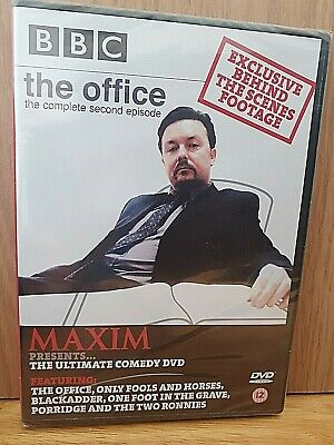 £3.49 • Buy BBC Maxim- The Office -  Exclusive Behind The Scenes Footage The Ultimate Comedy