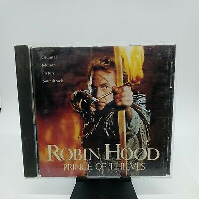 £3.57 • Buy Robin Hood Prince Of Thieves Original Motion Picture Soundtrack