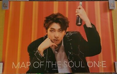$15 • Buy BTS Map Of The Soul MotS ON:E Concept Book RM Namjoon Poster