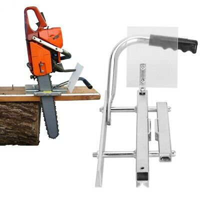 £51.98 • Buy New Chainsaw Mill Frame Milling Bar Accessory Woodworking Cutting Portable Tool