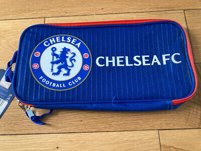 £4 • Buy Chelsea FC Football Boot Bag Brand New Blue With Tags