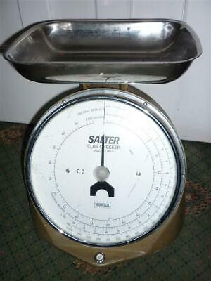 £25 • Buy Vintage Post Office Salter Coin Checker Scales