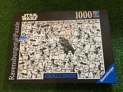 £10 • Buy Star Wars, Ravensburger Limited Edition Jigsaw Puzzle 1000 Pieces, No. 149896