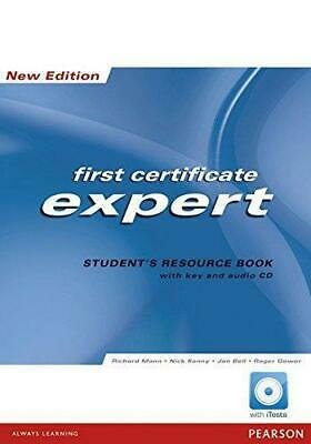 £3.83 • Buy FCE Expert New Edition Students Resource Book With Key/CD Pack, Gower, Roger,Bel