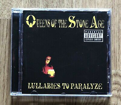 £0.99 • Buy Queens Of The Stone Age - Lullabies To Paralyze (CD) Little Sister & In My Head