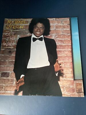 £8 • Buy Michael Jackson -Off The Wall- Classic Early Pressing Vinyl LP. Superb Ex+ Audio