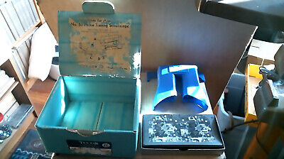 £17.70 • Buy Keystone (Plastic) Stereoscope Training Viewer + 12 Stereoview Cards Vintage Old