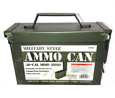 $22 • Buy .30-CAL Ammo Can M1919