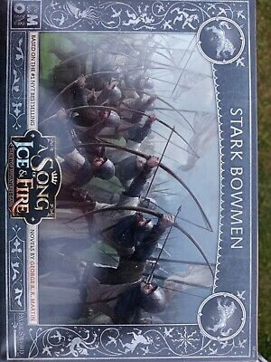 £14.17 • Buy A Song Of Ice And Fire Miniatures Stark Bowman