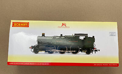 £53 • Buy Hornby R3721 GWR Class 61xx Large Prairie 2-6-2T 6110 DCC Ready. OO Gauge. Boxed