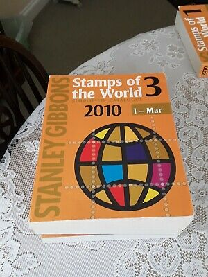 £13 • Buy Stanley Gibbons Stamps Of The World Simplified Catalogue 2010 Edition