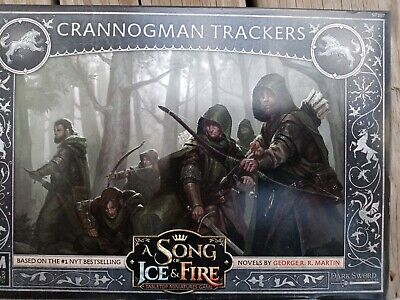 £15.22 • Buy A Song Of Ice And Fire Miniatures Cronnogman Trackers