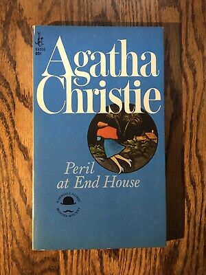 £3.53 • Buy PERIL AT END HOUSE  By Agatha Christie Vintage 1968 Pocket Paperback POIROT