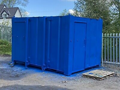 £3900 • Buy Welfare Cabin  Unit Container 16' X 9' Ideal For Self Build