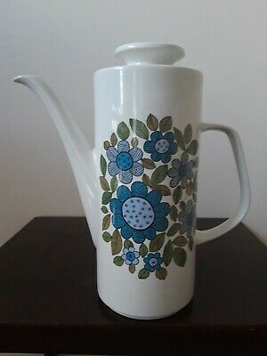 £13.99 • Buy J G Meakin Coffee Pot Circa 1960s Height 9.5 Inches Excellent Condition