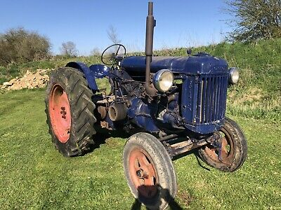 £2750 • Buy Fordson Major E27n Tractor Not P6
