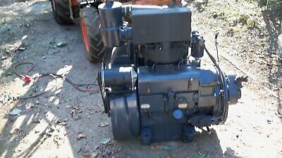 £500 • Buy Ruston Hornsby Stationary Diesel Engine