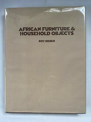 £140.89 • Buy African Furniture & Household Objects    Roy Sirber   1980   Hbdj