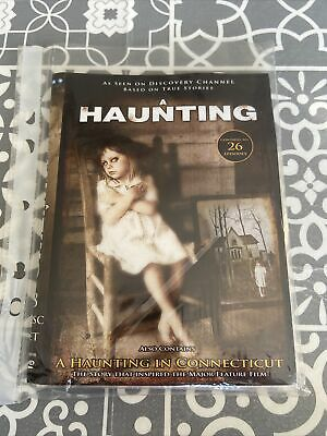 £24.99 • Buy A Haunting DVD Collection 8 Discs Excellent Condition