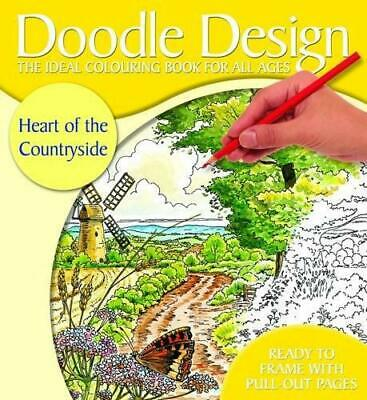£2.73 • Buy Doodle Design - Heart Of The Countryside - FSC, , Good Condition Book, ISBN 1850