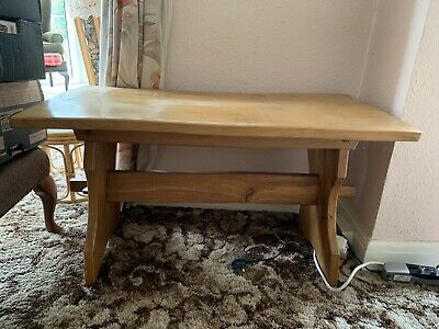 £45 • Buy Solid Wooden Coffe Table/Tv Stand