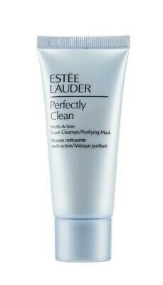 £5 • Buy Estee Lauder Perfectly Clean Multi Action Foam Cleanser Purifying Mask 30ml New