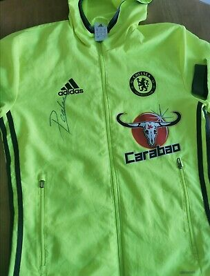 £1 • Buy Chelsea FC Jacket Hand Signed By Pedro
