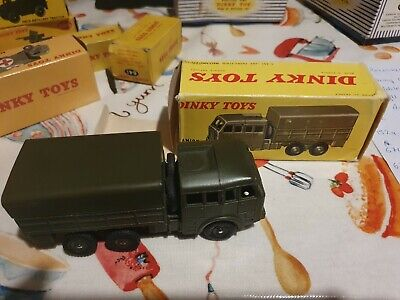 £50 • Buy Dinky (France) Army Military Berliet Truck 818