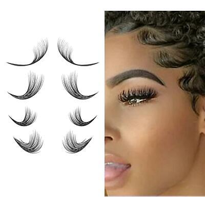 £3.61 • Buy Baby Hair Edge Tattoo Stickers Temporary Hairline Sticker DIY Hairstyling For
