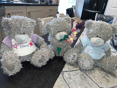 """£5 • Buy 3 X ME TO YOU BEARS. CUTE. PERFECT GIFTS. ORNAMENTS. 9"""" Approximately"""