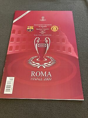 £3 • Buy Manchester United V Barcelona 2009 Champions League Cup Final Pirate Edition