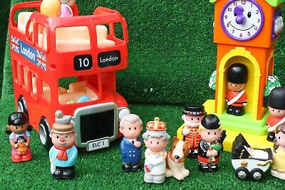 £25.99 • Buy ELC Early Learning Centre Happyland London Bus With Sound & People