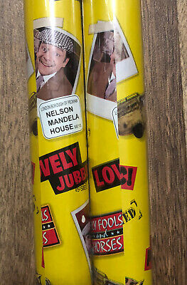 £6 • Buy Only Fools And Horses Birthday Wrapping Paper Gift  Wrap 2 X 3m Rolls