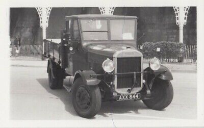 £0.35 • Buy Thornycroft Lorry Photo Photograph Of Classic Truck Picture At Brighton Axx844.