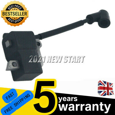 £6.59 • Buy Replacement Ignition Coil For Husqvarna Chainsaw 136 137 141 142 23 235 240 NS