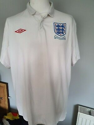 £22.99 • Buy ENGLAND 2010 UMBRO GENUINE SOUTH AFRICA WORLD CUP Shirt Adult Size 50 XL