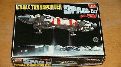 £24 • Buy Imai SPACE 1999 'Eagle Transporter' #B-750-1000 Gerry Anderson.