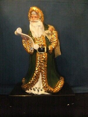 £27 • Buy Royal Doulton Rare Colourway Father Christmas H.n.3399