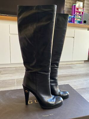 £150 • Buy GUCCI KNEE BOOTS SIZE 9b ( UK 38-39)